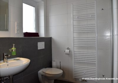 Boardinghouse Kowalski •Bathroom