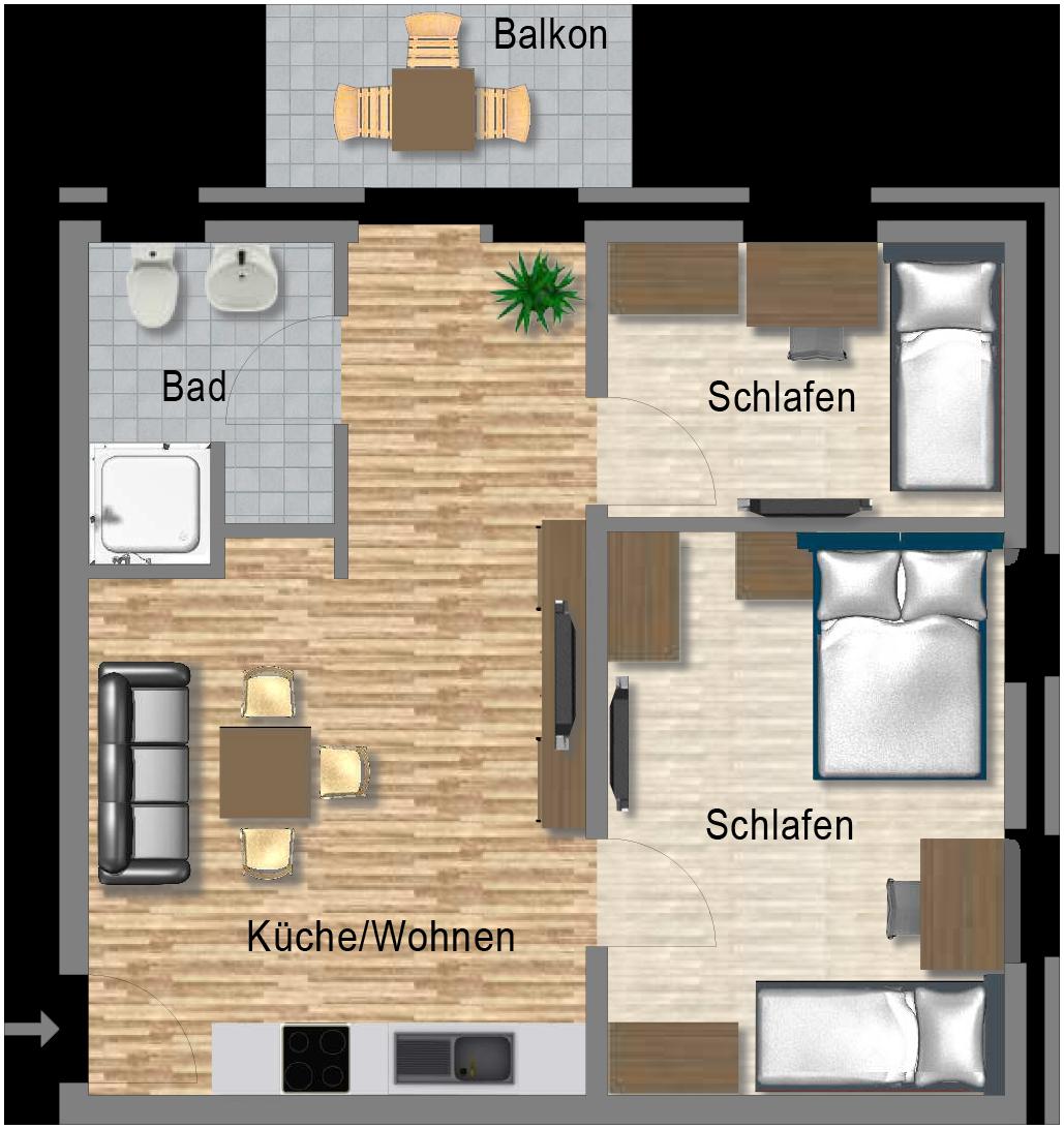 familien boardinghouse kowalski. Black Bedroom Furniture Sets. Home Design Ideas