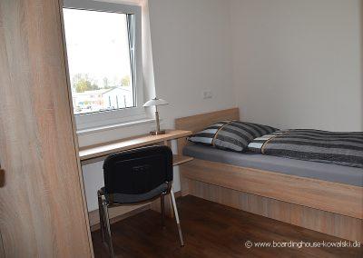 Schlafzimmer Boardinghouse Kowalski Ammerland